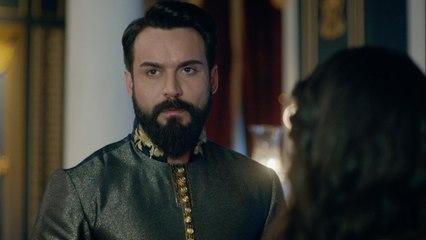 Kalbimin Sultanı 8. Bölüm Nişanlı mısın Sen?