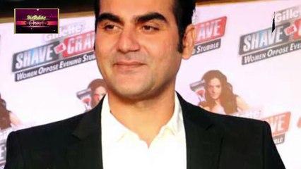 "Happy Birthday ""Arbaz Khan""   04th August    Celebrity Birthday   HD Video"