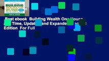 Best ebook  Building Wealth One House at a Time, Updated and Expanded, Second Edition  For Full
