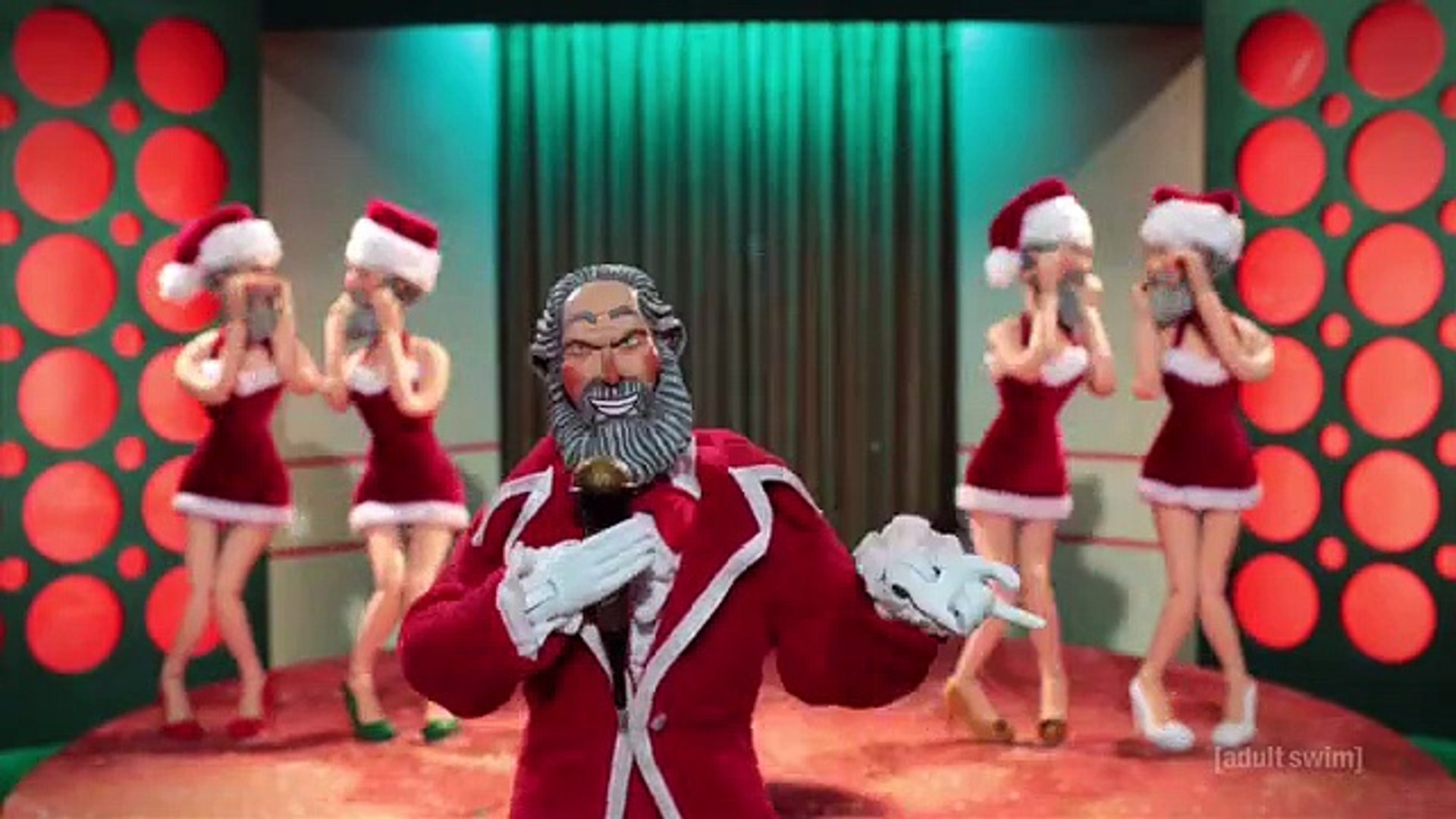 Robot Chicken S09E01 Freshly Baked: The Robot Chicken Santa Claus Pot Cookie Freakout Special: Speci
