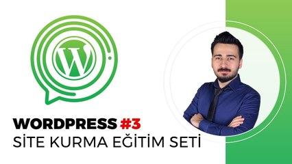 Wordpress Eğitim Seti - Wordpress Ders #3 - FTP ve Wordpress İlk Adım
