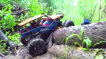 Looking For MUD — Axial Wraith 4x4 vs WLtoys 10428 4x4 Full Comparison #1 — RC Extreme Pictures