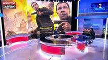 Denzel Washington parle de Donald Trump au 20h de France 2 (vidéo)