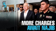 EVENING 5: Najib to face money laundering charges