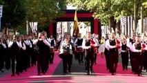 Le Bagad Cap Caval (Plomeur) @ Grande Parade du Festival Interceltique de Lorient 2018
