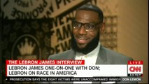 One-on-One with LeBron James and his answer about if He will Run for President in 2020. against Donald Trump. #DonaldTrump #LebronJames @KingJames #Breaking #Election2020 #LebronVSJames