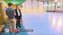 Indre-et-Loire : une équipe handisport victime d'un vol de fauteuils roulants