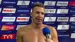 Andriy Govorov – Winner of Men's 50m Butterfly (CR)