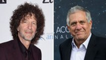 Howard Stern Goes on 45-Minute Rant About Les Moonves | THR News