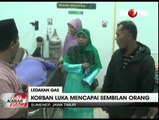9 Pengantar Haji Terkena Ledakan Tabung Gas Penjual Balon