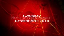 Moein Live in Concert Saturday October 20th 2018