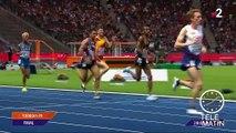 Championnats d'Europe d'athlétisme : fortunes diverses pour les Français