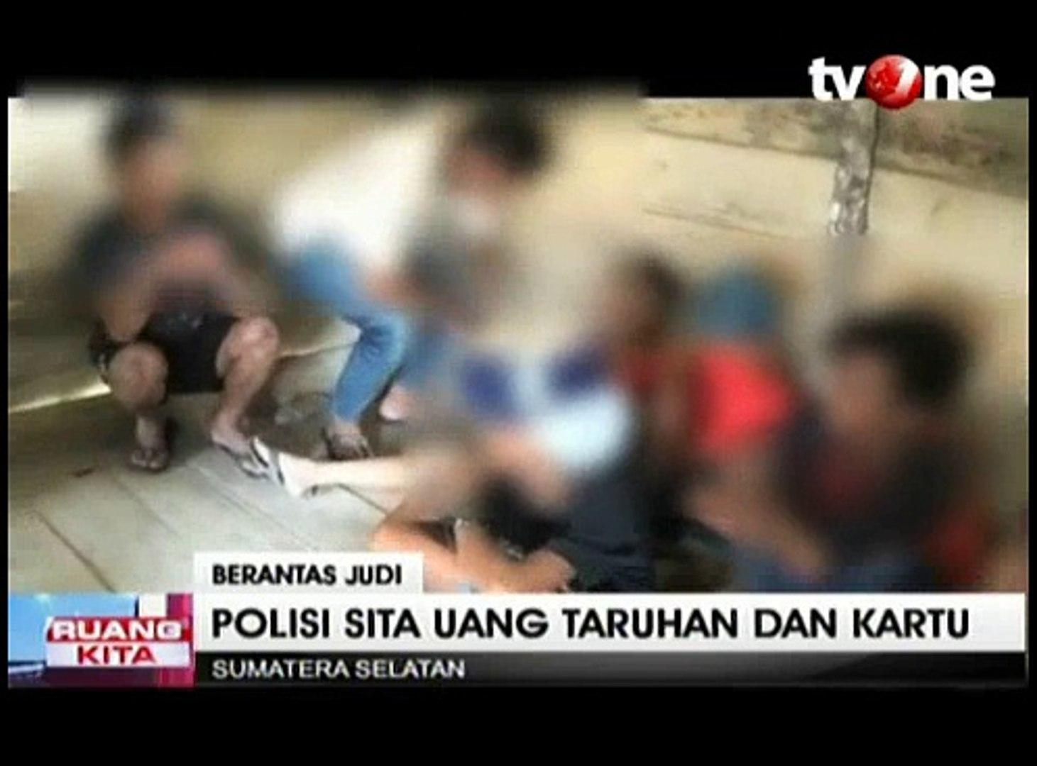 Main Judi Remi, Belasan Bocah SD dan SMP Ditangkap Polisi