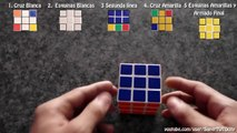Como resolver el Cubo de Rubik Facil y Sencillo Paso a Paso PARTE 3