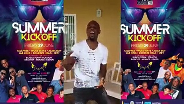 Friday June 29th .. Alma Boy will be there .. Get your tickets now for our Summer Kickoff Club Bananas it's gonna beRegular $30 VIP $150 drinks only. Availa