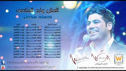 وليد الشامي - سيبه (حفلة قطر)