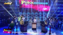 It's Showtime PUROKatatawanan: Vhong notices Vice Ganda's look-alike