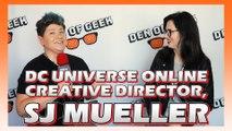 DC Universe Online Creative Director, SJ Mueller