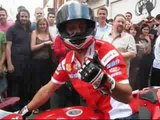 MCN Sport: Ducati World Superbike team ride Carnaby Street