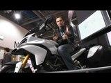 Ducati Multistrada 1200 at the MCN Show 2010