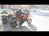 Ducati Multistrada 1200 spotted testing
