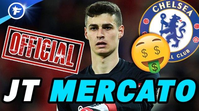 Journal du Mercato : Chelsea dynamite le marché des transferts, l'OL tremble pour ses stars