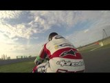 Onboard lap of Magny Cours with Jake Zemke   Sport   Motorcyclenews.com