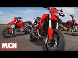 Ducati Hypermotard: New vs Old | Road Tests | Motorcyclenews.com