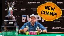 Brady Holiman Wins World Poker Tour Choctaw for $470,000