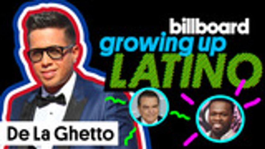 De La Ghetto Talks Being Raised in Puerto Rico, Listening to Hip-Hop & More | Growing Up Latino