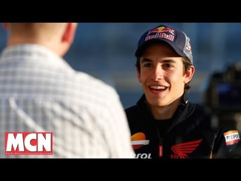 Marc Marquez | Interviews | Motorcyclenews.com