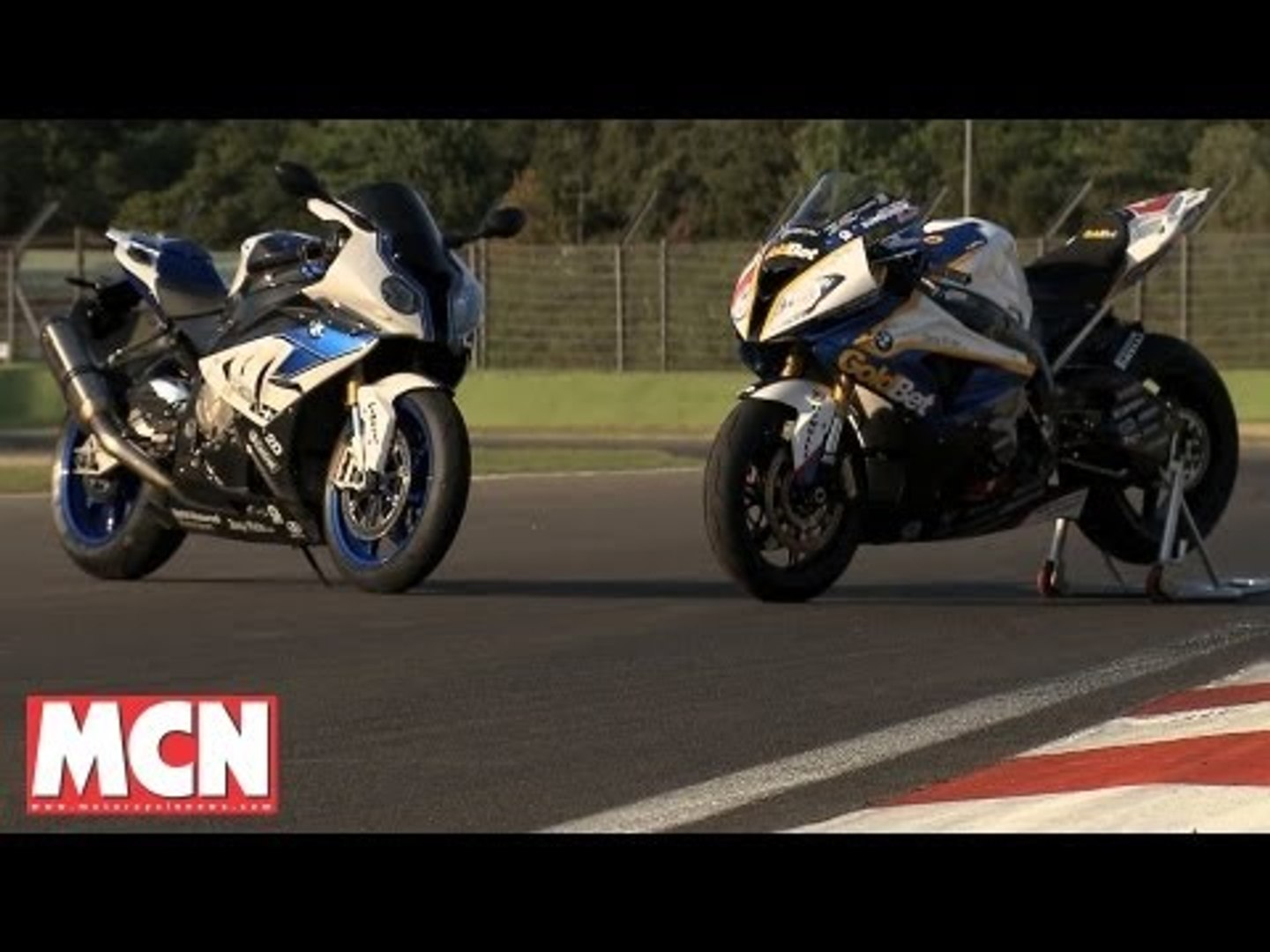 BMW HP4 Road & BMW HP4 Superstock ridden at Imola | 'Track' Tests |  Motorcyclenews com