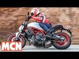 Ducati Monster 797 | First Ride | Motorcyclenews.com