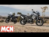 Triumph Tiger 800 (XCA and XRT) | First Rides | Motorcyclenews.com