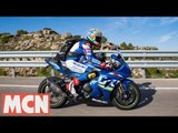 SUZUKI GSX-R1000R race to Aragon | Features | Motorcyclenews.com
