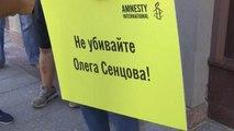 Sarebbero disperate le condizioni del regista Oleg Sentsov