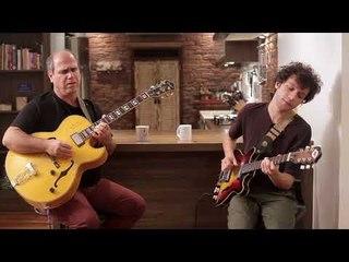 Pedro Martins e Nelson Faria - Um Samba Lá Em Casa
