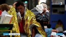 SNCF : 1 500 voyageurs bloqués par les orages en Normandie