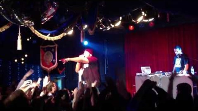 Torae - Party Crashers (LIVE) In Moscow