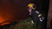 Waldbrände wüten weiter auf iberischer Halbinsel