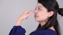 خدعة بسيطة بواسطة دبّوس الشعر لتصغير الأنف وتجميله في دقيقة واحدة!