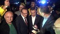 Cumhurbaşkanı Yardımcısı Fuat Oktay Fatsa'da