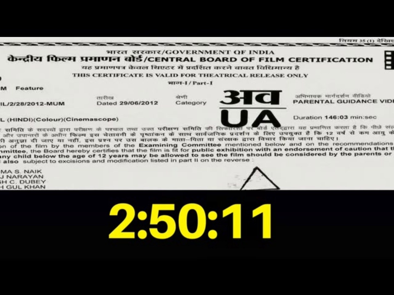 Omerta {2018} Full Hindi Movie