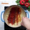 Dieses Chicken Tikka Masala wird dich und deine Geschmacksknospen jubeln lassen. Das ganze Rezept gibt es hier:  [Angebot von BuzzFeed] Das Tasty-Kochbuch gib