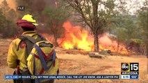 Arizona firefighters head to California to help battle massive fires