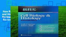 New Releases Brs Cell Biology and Histology (Lippincott Board Review) (Board Review Series)  Review