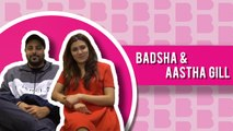BritAsia TV Meets | Interview with Aastha Gill & Badshah