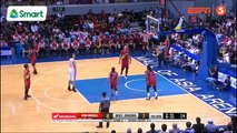 Ginebra vs San Miguel 1st Qtr - Finals Game 6 - August 8, 2018 (PBA Com. Cup 2018)