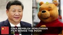 Film Winnie the Pooh diblokir di Cina karena Xi Jinping - TomoNews