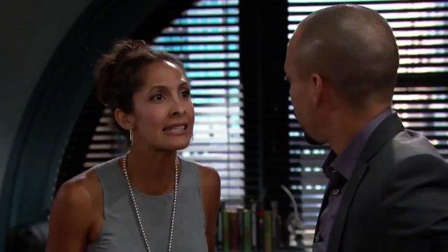 Les feux de l'amour  : le départ de Sharon (Sharon Case) et Nick (Joshua Morrow), Lily (Christel Khalil) derrière les barreaux
